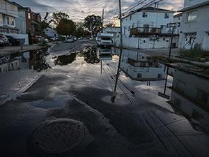 ABD, Sandy Kasırga'sının izlerini silmeye çalışıyor