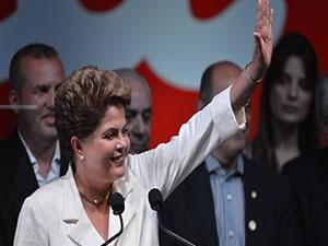 Brezilya'da Dilma Rousseff ikinci kez kazandı