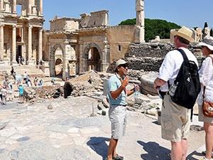 Türkiye turizmde yükselen pazar