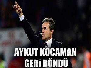 Aykut Kocaman'ın yeni takımı belli oldu