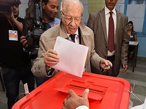 Tunus'ta laik parti kazandı