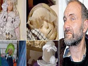 150 kızın cesedinden mumya yaptı