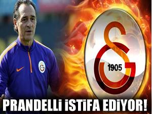 Prandelli istifa ediyor!