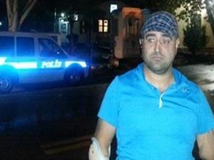 Gaziye saldıran şoför açığa alındı
