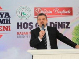 """Hasan Tahsin Usta; """"Camiden istifade eden millet ve devlet yükselir"""""""