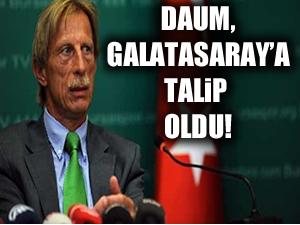 Daum, Galatasaray'ı çalıştırmak istiyor