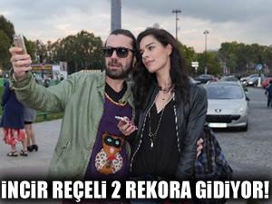 İncir Reçeli 2 rekora gidiyor!
