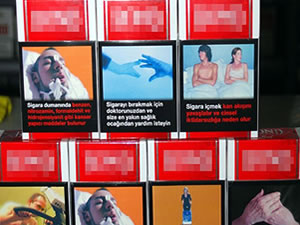 Sigara yasaklarında Türkiye örnek ülke