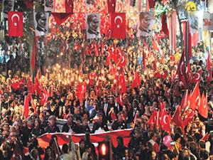 """Cumhuriyet kutlamalarında """"ilk""""ler yaşanacak"""