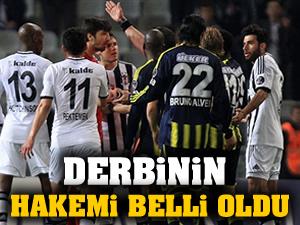 Beşiktaş-Fenerbahçe derbisinin hakemi Bülent Yıldırım