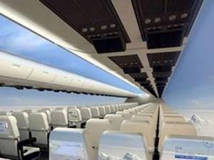 Uçaklarda penceresiz dönem