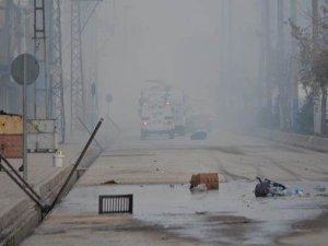 Yüksekova'da ortalık karıştı, polise saldırdılar!