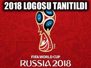 Dünya Kupası'nın logosu tanıtıldı