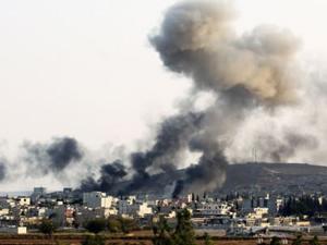 PKK sorumlusu Kobani'de öldürüldü