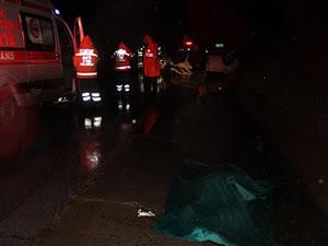 Edirne'de kaza: 4 ölü 4 yaralı
