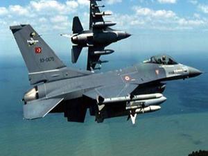 Türk jetleri Rus uçakları için kalktı