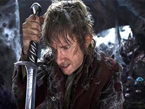 Hobbit üçlemesi savaş sahnesiyle bitecek