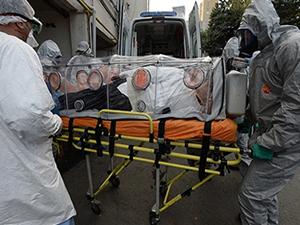 Ebola ile MERS'in belirtileri griple aynı