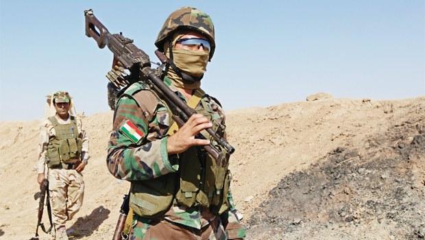 Peşmerge Ayn-el Arap'a(Kobani) geçti