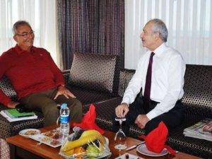 Kılıçdaroğlu ve Baykal kahvaltıda buluştu