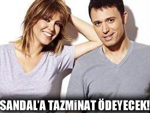 Gülben Ergen, Mustafa Sandal'a tazminat ödeyecek!