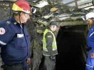 Kolombiya'da maden kazası: 12 ölü