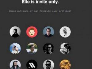 Facebook'un rakibi Ello güçleniyor!