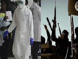 IŞİD, ebolayı silah olarak kullanacak