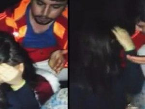 Dayakçı sevgili gözaltına alındı