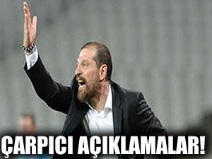 """""""Safça golü yedik"""""""