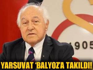 Duygun Yarsuvat 'Balyoz'a takıldı!
