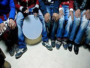 Suç mağduru çocuklara bakanlıktan destek