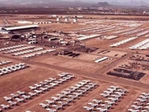 Çöldeki uçak mezarlığının sırrı ortaya çıktı