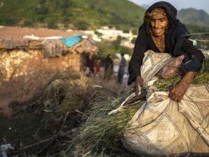 Pakistan'da kuraklık alarmı: 116 ölü