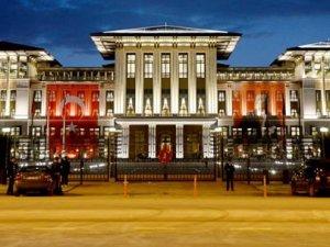 Cumhurbaşkanlığı Sarayı'nda ilk davet!