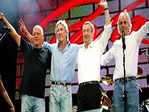 Pink Floyd veda ediyor