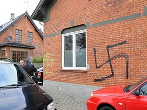Danimarka'da camiye saldırı