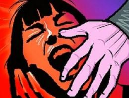 Kızına tecavüz eden kişiye bakın ne yaptı?