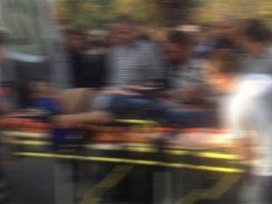 Ankara HDP'ye saldırı: PM üyesi ağır yaralı