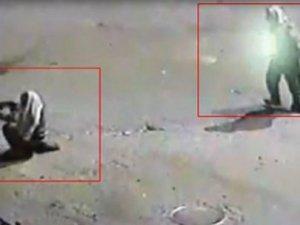 PKK'nın saldırısı MOBESE'ye yakalandı!