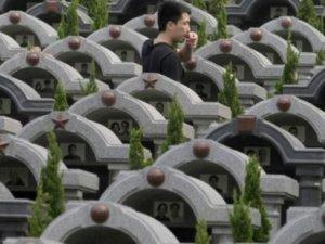 Çin'de ceset satan yetkililer gözaltına alındı
