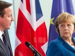 Merkel'den İngiltere'ye uyarı