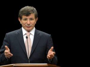 Başbakan Davutoğlu grup toplantısında konuştu