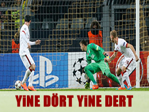 Borussia Dortmund 4-1 Galatasaray
