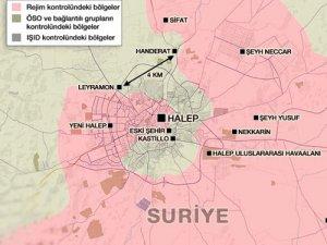 Türkiye'nin yeni kabusu: Halep