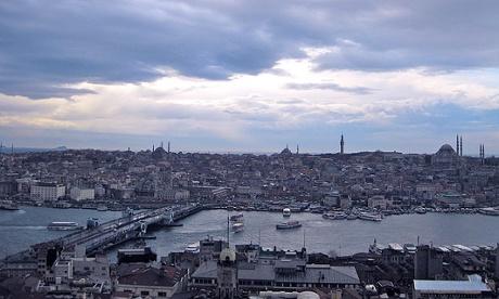 """""""İstanbul'un Avrupa yeşil başkenti adaylığı şaka gibi"""""""