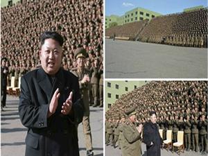 Kuzey Kore lideri 'değneksiz' görüldü