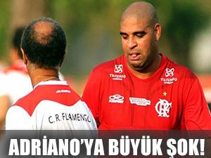 Adriano'ya şok soruşturma!