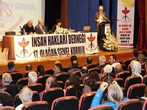 İHD'den Ortadoğu İnsan Hakları Federasyonu