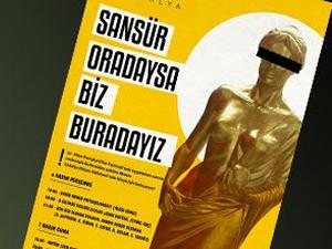 Festival'den çekilen filmler yeniden Antalya'da